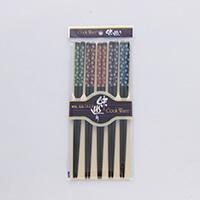 箸 和桜5膳セット 22.5cm