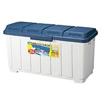 アスベル 資源ゴミ用 4分別 ダストボックス 120L