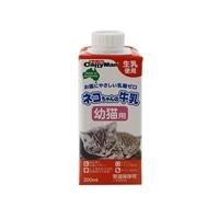 ドギーマン ネコちゃんの牛乳 幼猫用 200ml
