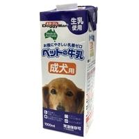 ドギーマン ペットの牛乳 成犬用 1L