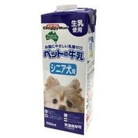 ドギーマン ペットの牛乳 シニア犬用 1L