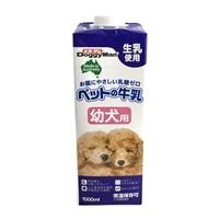 ドギーマン ペットの牛乳 幼犬用 1L