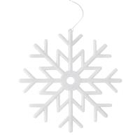 【数量限定】ローボルト iSparkle2Dスノーフレークホワイト&ブルー