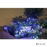 電池式LEDクラスター 20球ホワイト&ブルー