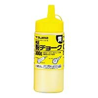【CAINZ DASH】タジマ 粉チョーク黄