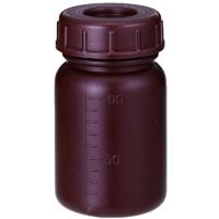 広口茶色ビン 100ml BWB−100
