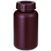 広口茶色ビン 500ml BWB-500
