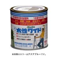 【数量限定】ニッペ 多用途塗料 水性フレッシュワイド 0.2L アクアブルー