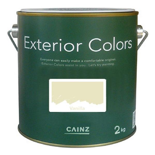 エクステリアカラーズ バニラ 2kg