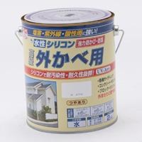 水性シリコン外かべ用 2kg 01ホワイト