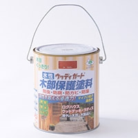 水性ウッディガード 1.6L マホガニ