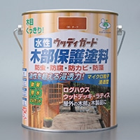 水性ウッディガード 1.6L チーク