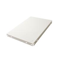 スチールラック NSTR追加板セット 60×40 ホワイト 1枚入【別送品】