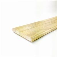 【SU】木製ベースプレート 2m×120mm幅 CR