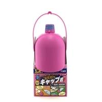 おでかけボトルキャップ君ピンク