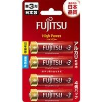 アルカリ電池 単3×4本 High Power LR6FH(4B)