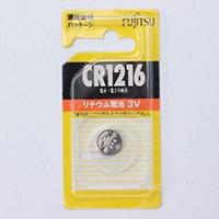 富士通 リチウムコイン電池  CR1216C/BN