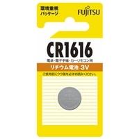 富士通 リチウムコイン電池  CR1616C/BN