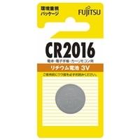 富士通 リチウムコイン電池  CR2016C/BN