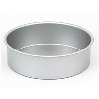 フッ素加工 デコレーション焼型 20cm D-5191