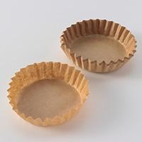 紙製 マドレーヌ焼型 10cm D-5240