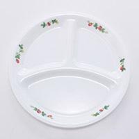 コレール ランチ皿(小) スウィートストロベリー