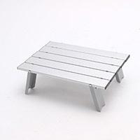 【数量限定】アルミロールテーブル コンパクト M-3713