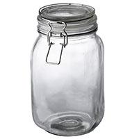イタリアーナ角型保存瓶1.5L L-1012