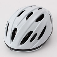 OGK 通学用ヘルメット ホワイト