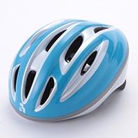 Y−6574 チェケラ キッズヘルメット(ブルー)