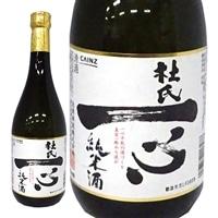 杜氏一心 純米酒 720ml【別送品】