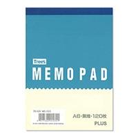 プラス メモ帳ME-003 A6 (ELP)