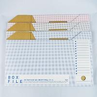 ボックスファイル3P ミックス3P