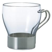 【trv・数量限定】HARIO ホットカフェグラス HCGN−350
