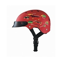 ヘルメットコロン CHCH4652 レッド