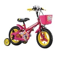 【自転車】【全国配送】《ブリヂストン》補助輪付き子供用自転車 トイランドスタンダード 12インチ ピンク【別送品】