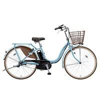 【自転車】【全国配送】《ブリヂストン》電動自転車 アシスタベーシック 3段 26インチ ブルー【別送品】