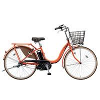 【自転車】【全国配送】《ブリヂストン》電動自転車 アシスタベーシック 26インチ オレンジ【別送品】