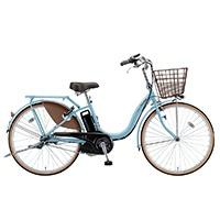 【自転車】【全国配送】《ブリヂストン》電動自転車 アシスタベーシック 24インチ マリノブルー【別送品】