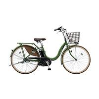 【自転車】【全国配送】《ブリヂストン》電動自転車 アシスタベーシック 24インチ オリーブ【別送品】