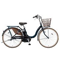 【自転車】【全国配送】《ブリヂストン》電動自転車 アシスタベーシック 24インチ モダンブルー【別送品】