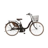 【自転車】【全国配送】アシスタファインA6FC18内装3段変速オートライト26インチブラウン【別送品】