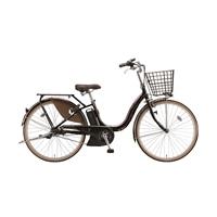 【自転車】【全国配送】アシスタファインA4FC18内装3段変速オートライト24インチブラウン【別送品】