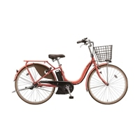 【自転車】【全国配送】《ブリヂストン》アシスタファイン A4FC18 内装3段変速 オートライト 24インチ オレンジ【別送品】