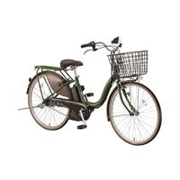 【自転車】【全国配送】アシスタファインA4FC18内装3段変速オートライト24インチオリーブ【別送品】