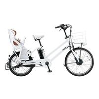 【自転車】《ブリヂストン》bikke GRI dd BG0B49 内装3段変速 前24/後20 E.XBKホワイト【別送品】