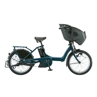 【自転車】《ブリヂストン》bikke POLAR e BR0C49 内装3段変速 20インチ T.レトロブルー【別送品】