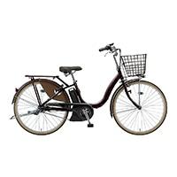 【自転車】《ブリヂストン》電動アシスト自転車 アシスタファイン A6FC19 26インチ 3段 F.Xカラメルブラウン