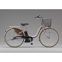 【自転車】《ブリヂストン》電動アシスト自転車 アシスタファイン A6FC19 26インチ 3段 E.Xサント?ヒ?ンク