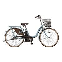 【自転車】《ブリヂストン》電動アシスト自転車 アシスタファイン A4FC19 24インチ 3段 E.Xマリノブルー